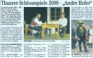 Hofer - Tiroler Woche (KW22/2009)
